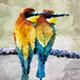 Acrylic Paint Photoshop Action - GraphicRiver Item for Sale