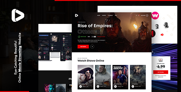 Download Digiflex | Online Movie Streaming HTML Template Nulled