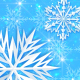White Snowflakes Background - VideoHive Item for Sale