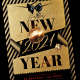 Happy New Year 2021 - GraphicRiver Item for Sale