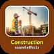 Construction Site Background Sound