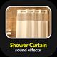 Shower Curtain Sounds