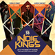 Indie Kings Flyer - GraphicRiver Item for Sale