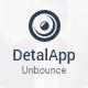 Detalapp - App Unbounce Landing Page Template - ThemeForest Item for Sale