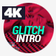 Dynamic Glitch Powerful Intro - VideoHive Item for Sale