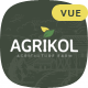 Agrikol - Vue Nuxt Template For Agriculture Farms - ThemeForest Item for Sale