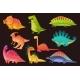 Dinosaur Wild Animal Set - GraphicRiver Item for Sale