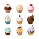 Sweet Cupcakes - GraphicRiver Item for Sale