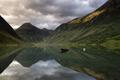 Lake Anestolsvatnet near Sogndal - PhotoDune Item for Sale
