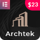 Archtek -  Architecture Interior Design WordPress Theme - ThemeForest Item for Sale