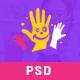 ChildZilla - PSD Template - ThemeForest Item for Sale
