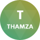 Thamza - Responsive Landing Page Template - ThemeForest Item for Sale