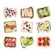 Fruit Sandwich Set - GraphicRiver Item for Sale