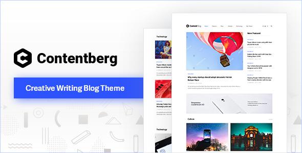 Contentberg – Content Marketing & Personal Blog