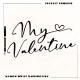 My Valentine - GraphicRiver Item for Sale