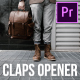 Claps Dynamic Urban Opener - VideoHive Item for Sale