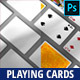 Playing Cards Mockup vol. 4 - GraphicRiver Item for Sale