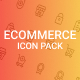Ecommerce  icon Pack - GraphicRiver Item for Sale