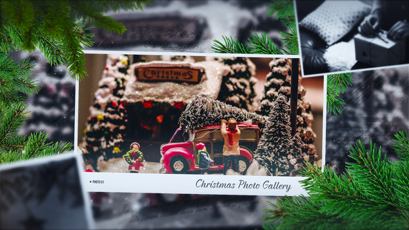Christmas Gallery Slideshow