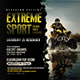 Sport Event Flyer / Templates - GraphicRiver Item for Sale
