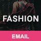 Fashion - Responsive Email Newsletter - ThemeForest Item for Sale