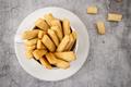 Parmesan cheese cookie sticks - PhotoDune Item for Sale