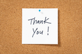Thank you post note to appreciate front line workers - PhotoDune Item for Sale