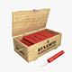 Dynamite box - 3DOcean Item for Sale