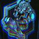 Glitch Ghost Logo - VideoHive Item for Sale