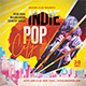 Indie Pop City Flyer - GraphicRiver Item for Sale