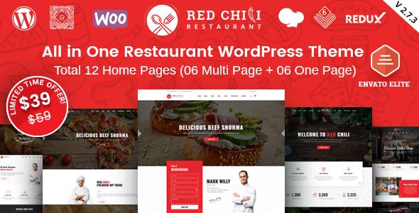 RedChili Restaurant
