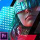 Futuristic Presentation // Premiere Pro