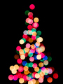 Christmas tree lights - PhotoDune Item for Sale