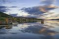 Sunset lake Funasdalssjon - PhotoDune Item for Sale