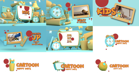 Kids TV Broadcast