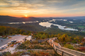 Hiawassee, Georgia, USA in Early Autumn - PhotoDune Item for Sale