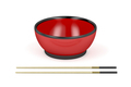 Bowl and wooden chopsticks - PhotoDune Item for Sale