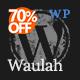Waulah - Infinite Scroll News & Blog WordPress Theme - ThemeForest Item for Sale