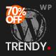 Trendy Pro - A WordPress Blog News Magazine Theme - ThemeForest Item for Sale