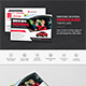 Driving School Postcard Template - GraphicRiver Item for Sale
