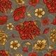 Vintage Floral Pattern - GraphicRiver Item for Sale