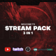 Stream Gaming Pack - VideoHive Item for Sale