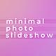 Minimal Photo Slideshow - VideoHive Item for Sale