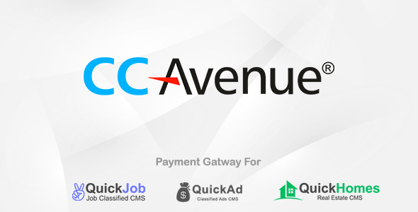 CCAvenue Payment Plugin For QuickCMS