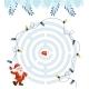 Maze Game for Christmas Homeschooling Kids - GraphicRiver Item for Sale
