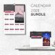 Calendar 2021 Bundle - GraphicRiver Item for Sale