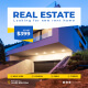 Real Estate Promo Instagram Post V32 - VideoHive Item for Sale