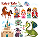 Fairy Tales Characters - GraphicRiver Item for Sale