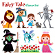Fairy Tale Characters - GraphicRiver Item for Sale