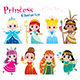 Princesses - GraphicRiver Item for Sale